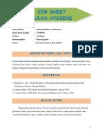 Tugas Individu 1 (Jobsheet Vulva Hyegiene)