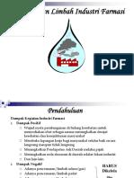 6. Pengel Limbah Industri Farmasi