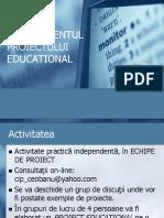 Activitati Si Evaluare Mai 2014