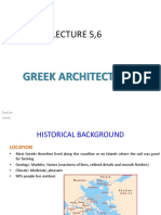 Architecture & Town Planning_Lecture 5,6