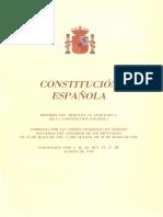 art. 13/1978 - Reforma del artículo 13.2 de la Constitución española de 1978