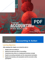 Chapter 1 - Accounting in Action