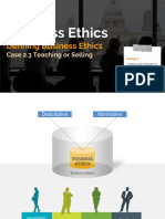 Business Ethics - Kelompok 2 Case 2.3 Teaching or Selling(1).pptx