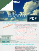 Programa Ref Educativo Deportivo Presentación