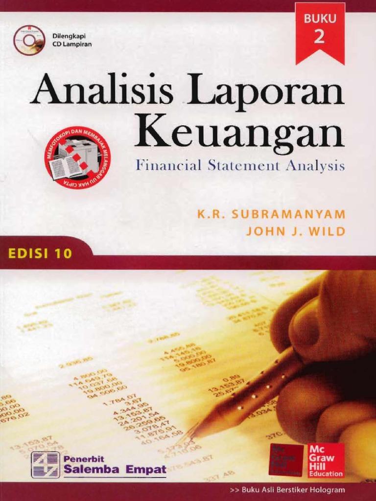 Buku Analisis Laporan Keuangan Pdf Seputar Laporan