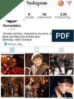 mezan ryesha - character analysis instagram