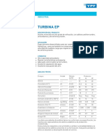 Aceite YPF Turbina EP-32