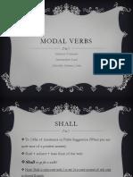 Modal Verbs (8)