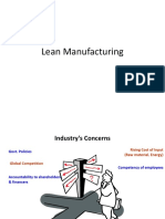 Lean Manufacturing Part 1 by FAISAL CH
