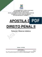 Apostila Direito Penal II 2018-1.pdf