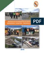 Especificaciones de Las Actividades Del Rio Callacame