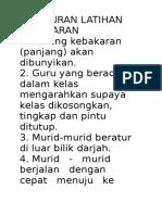 PERATURAN LATIHAN KEBAKARAN.doc