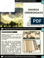 Centros Ceremoniales- Peru Costa Sierra Selva