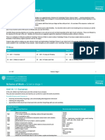 50539 Scheme of Work Science Stage 1v1