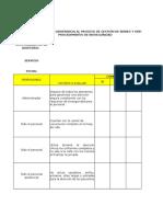 Lista de Verificacion Bioseguridad 2015