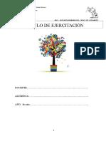 MÓDULO DE EJERCITACION 4to FinaL