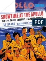 Showtime at the Apollo Teaching Guide