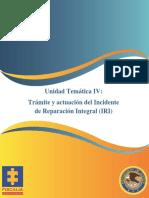 tramite y actuacion incidente reparacion integral DOJ_UT4.pdf