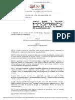 Lei Ordinária 5532 2011 de Ijuí RS