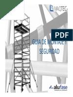 Guia de Montaje y Seguridad Maqtec (Torres Móviles) - Copia
