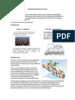 Descentralización en El Peru