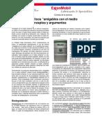 Consejo 060-Lubricantes Biodegradables