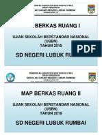 Cover Map Ruang