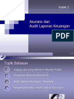 02. Assurance & Audit of Financial Statements
