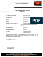 Acta de Conformidad 0001-2019 Tello Juarez