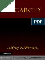 Jeffrey A. Winters - Oligarchy-Cambridge University Press (2011).pdf