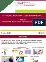 """Estadistica Aplicada a La Gestiã""""n Empresarial Completo (Iszabel Garrcia)"""
