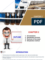 Chapter 2 - Dehydration and Emulsion Treatement