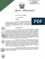 Directiva sobre Casa de Refugio