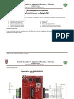 Practica 4 Sensor Temperatura LCD MSP430