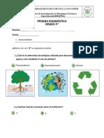 PRUEBA DIAGNÓSTICA (GRADO 3) - CONOCIMIENTO Y ACTITUD.docx