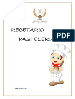 Guia de Pasteleria Academia