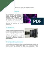 LOS 10 PRINCIPALES TIPOS DE COMPUTADORAS.docx