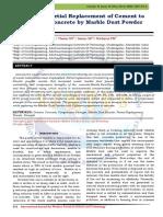 MARBLE POWDER FOR NORMAL CONCRETE M20.pdf