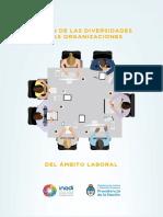 Gestion de Las Diversidades en Las Organizaciones Guía Inadi