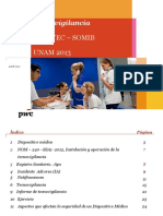 PWC Tecnovigilancia UNAM 31072013