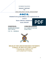Marketing Strategies of HCL INfosystems.docx