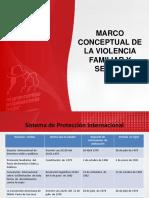 Marco Conceptual de La Violencia Familiar y Sexual
