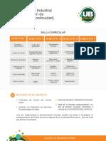 Ingenieria Civil Industrial Mencion Gestion de Operaciones Continuidad UB Online G