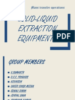 Solid-liquid Extraction Equipments