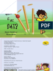 Where is My Bat? - English