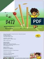 Where is My Bat? - English
