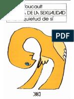 Michel Foucault Historia de la Sexualidad 3 - La inquietud de si ().pdf