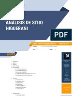 Analsisi de Higuerani Pt2