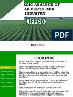 129744577 Strategic Analysis of Indian Fertilizer Industry