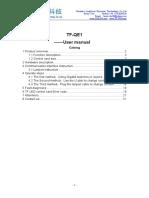 TF-QE1 User Manual